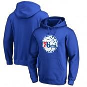 Hombre Philadelphia 76ers Royal Primary Logo Sudadera con capucha Precio