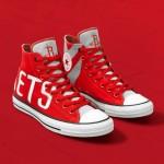 Houston Rockets Converse High-Tops - Hombre Codigo Promocional