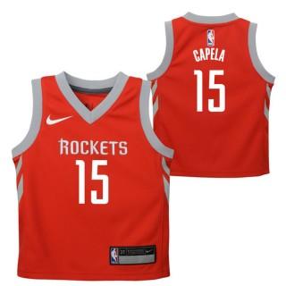 Houston Rockets Nike Icon Replica Camiseta de la NBA - Clint Capela - Niño Ventas Baratas Asturias