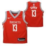 Houston Rockets Nike Icon Replica Camiseta de la NBA - James Harden #13 - Niño Baratas Online
