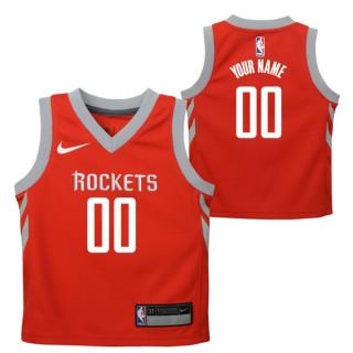Houston Rockets Nike Icon Replica Camiseta de la NBA - Personalizada - Niño Venta Barata
