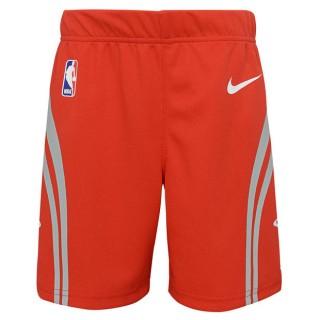 Houston Rockets Nike Icon Replica Pantalones cortos - Niños Venta a Bajo Precio