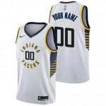 Moda Indiana Pacers Nike Association Swingman Camiseta de la NBA - Personalizada - Hombre