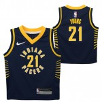 Indiana Pacers Nike Icon Replica Camiseta de la NBA - Thaddeus Young - Niño Shop España