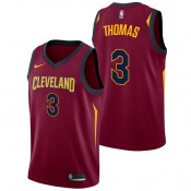 Isaiah Thomas #3 - Hombre Cleveland Cavaliers Nike Icon Swingman Camiseta de la NBA Precio Tienda