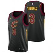 Oficiales Isaiah Thomas #3 - Hombre Cleveland Cavaliers Nike Statement Swingman Camiseta de la NBA