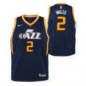 Joe Ingles - Adolescentes Utah Jazz Nike Icon Swingman Camiseta de la NBA Bajo Precio