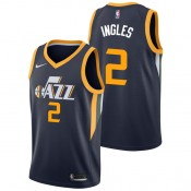 Joe Ingles - Hombre Utah Jazz Nike Icon Swingman Camiseta de la NBA Baratos