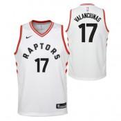 Jonas Valanciunas - Adolescentes Toronto Raptors Nike Association Swingman Camiseta de la NBA Ventas Baratas Asturias