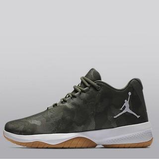 Jordan B.Fly Zapatilla de Baloncesto - River Rock/Blanco-Dark Stucco-Gum Amarillo - Hombre Tienda