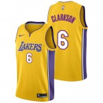 Jordan Clarkson - Hombre Los Angeles Lakers Nike Association Swingman Camiseta de la NBA Ventas Baratas Zaragoza