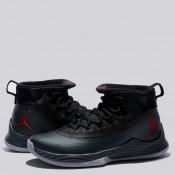 Jordan Ultra Fly 2 Zapatilla de Baloncesto - Negro/University Rojo-Anthracite - Hombre Baratas Precio