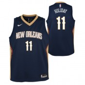 Jrue Holiday - Adolescentes New Orleans Pelicans Nike Icon Swingman Camiseta de la NBA Barato