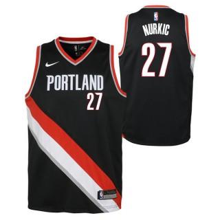 Jusuf Nurkic - Adolescentes Portland Trail Blazers Nike Icon Swingman Camiseta de la NBA Outlet Store