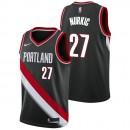 Jusuf Nurkic - Hombre Portland Trail Blazers Nike Icon Swingman Camiseta de la NBA Ventas Baratas Oviedo