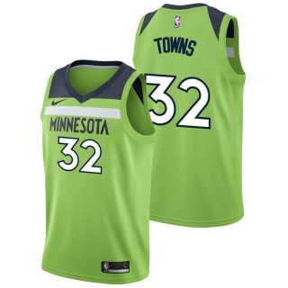 Karl-Anthony Towns - Hombre Minnesota Timberwolves Nike Statement Swingman Camiseta de la NBA Baratas España