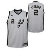 Kawhi Leonard - Adolescentes San Antonio Spurs Nike Statement Swingman Camiseta de la NBA Dinero en menos