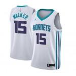 Kemba Walker #15 Charlotte Hornets Brand Jordan Blanco Swingman Camiseta Ventas Baratas Murcia