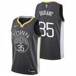 Kevin Durant #35 - Hombre Golden State Warriors Nike Statement Swingman Camiseta de la NBA Venta Al Por Mayor