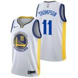 Klay Thompson #11 - Hombre Golden State Warriors Nike Association Swingman Camiseta de la NBA Codigo Promocional