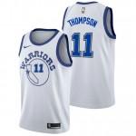 Klay Thompson #11 - Hombre Golden State Warriors Nike Classic Edition Swingman Camiseta Barcelona Tiendas