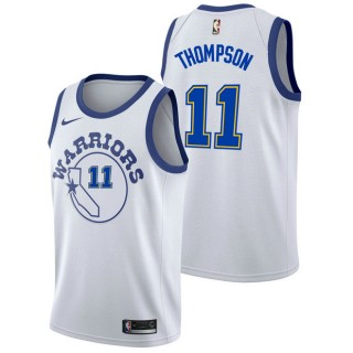 Klay Thompson #11 - Hombre Golden State Warriors Nike Classic Edition Swingman Camiseta Barcelona Tiendas