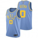 Kyle Kuzma - Hombre Los Angeles Lakers Nike Classic Edition Swingman Camiseta Baratas