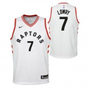 Kyle Lowry - Adolescentes Toronto Raptors Nike Association Swingman Camiseta de la NBA Baratas Online