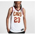 LeBron James #23 #23 ASSOCIATION EDITION SWINGMAN Camiseta CLEVELAND CAVALIERS Bajo Precio