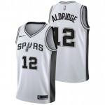 LeMarcus Aldridge - Hombre San Antonio Spurs Nike Association Swingman Camiseta de la NBA Outlet Caspe