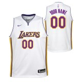 Los Angeles Lakers Nike Association Swingman Camiseta de la NBA - Personalizada - Adolescentes Barcelona Precio