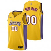 Los Angeles Lakers Nike Association Swingman Camiseta de la NBA - Personalizada - Hombre Madrid Precio