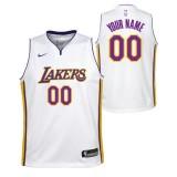 Los Angeles Lakers Nike Icon Swingman Camiseta de la NBA - Personalizada - Adolescentes Dinero en menos
