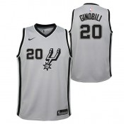 Manu Ginobli - Adolescentes San Antonio Spurs Nike Statement Swingman Camiseta de la NBA Compra online