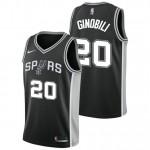 Manu Ginobli - Hombre San Antonio Spurs Nike Icon Swingman Camiseta de la NBA Baratas Originales