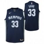 Marc Gasol #33 - Adolescentes Memphis Grizzlies Nike Icon Swingman Camiseta de la NBA Precios