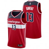 Marcin Gortat - Hombre Washington Wizards Nike Icon Swingman Camiseta de la NBA Más Barata