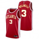 Marco Belinelli - Hombre Atlanta Hawks Nike Classic Edition Swingman Camiseta Dinero en menos