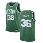 Marcus Smart #36 Boston Celtics Verde Swingman Camiseta Baratas Originales