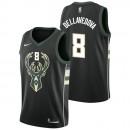 Matthew Dellavedova - Hombre Milwaukee Bucks Nike Statement Swingman Camiseta de la NBA Venta a Precios Más Bajos