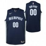 Memphis Grizzlies Nike Icon Swingman Camiseta de la NBA - Personalizada - Adolescentes Baratos