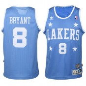 Mens Los Angeles Lakers Kobe Bryant Royal Azul Hardwood Classics Swingman Camiseta Outlet Store