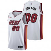 Miami Heat Nike Association Swingman Camiseta de la NBA - Personalizada - Hombre Más Barata