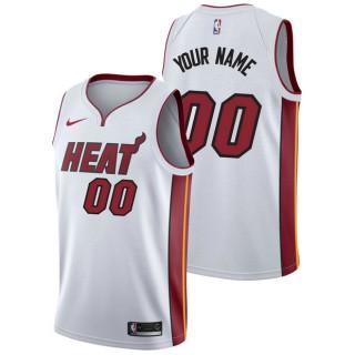 Miami Heat Nike Association Swingman Camiseta de la NBA - Personalizada - Hombre Más Barata