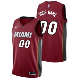 Miami Heat Nike Statement Swingman Camiseta de la NBA - Personalizada - Hombre Venta Barata