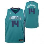 Michael Kidd-Gilchrist - Adolescentes Charlotte Hornets Nike Icon Swingman Camiseta de la NBA Barato