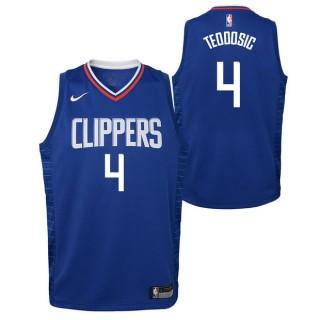 Milos Teodosic - Adolescentes Los Angeles Clippers Nike Icon Swingman Camiseta de la NBA Ventas Baratas
