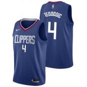 Milos Teodosic - Hombre LA Clippers Nike Icon Swingman Camiseta Baratas Precio