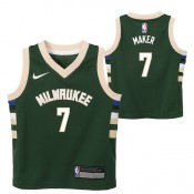 Milwaukee Bucks Nike Icon Replica Camiseta de la NBA - Thon Maker - Niño Outlet Store