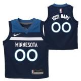 Minnesota Timberwolves Nike Icon Replica Camiseta de la NBA - Personalizada - Niño España